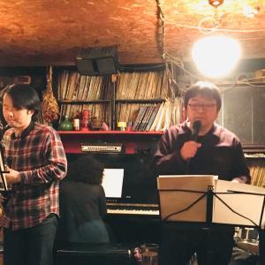 札幌でのライブ