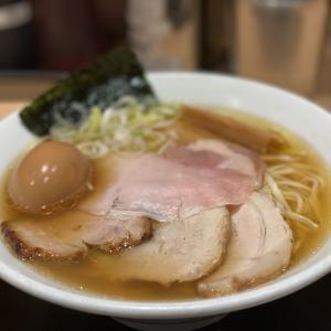 千葉駅構内『松戸富田麺業』で大好きな特製ラーメンを