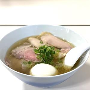 千葉そごう『地鶏スープのしおらーめん』淡麗でうまい