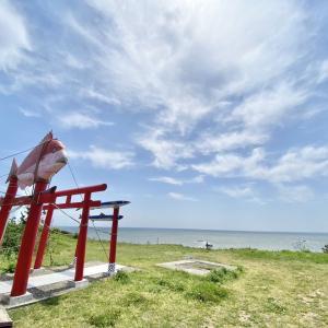 銚子市『長九郎稲荷神社』は見所満載