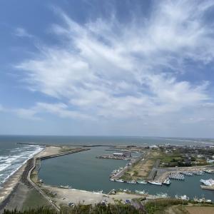 『飯岡刑部岬展望館』の眺めが最高なんです!