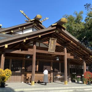 伊勢神宮への旅④猿田彦神社