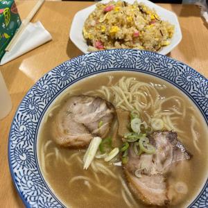 千葉駅近く『長州ラーメン 万龍軒』でラーメン炒飯餃子