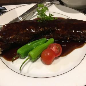 千葉中央『山海宴』の黒酢仕立ての1本酢豚は劇的なうまさだった!!
