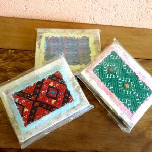 メキシコの織物ノート[Pick Up]