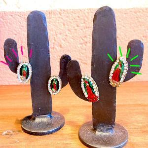 メキシコのグアダルーペのマリア様ピアス[Pick Up]