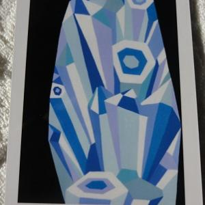 今日のメッセージ★日本の神託カード【時空を刻む石】パワーストーンを味方に★