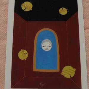 今日のメッセージ★日本の神様カード【いしこりどめのみこと】鏡の神様より★自分をよく見て★