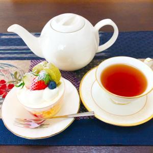 夏の紅茶教室は、美味しいアイスティーです!