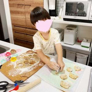 【お菓子作り】スイートポテトとクッキー作り