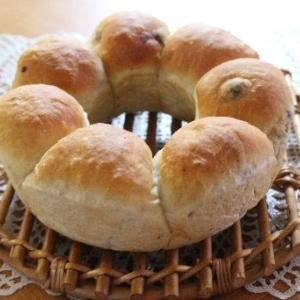 レーズンのちぎりパンと北海道旅行③