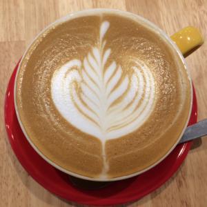 外コーヒー