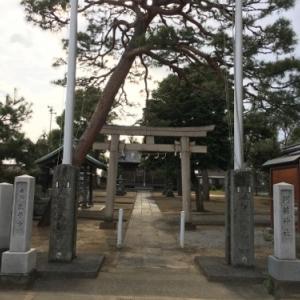 富士見市にある関東に2つしかないという阿蘇神社は境内社が数多い