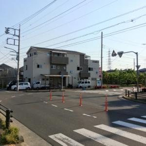 小平市の小川駅付近を東西に立体交差する都市計画道路の事業が進められている