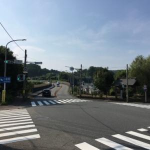 久保沢跨線橋という跨道橋と川尻石器時代遺跡という縄文時代の遺跡