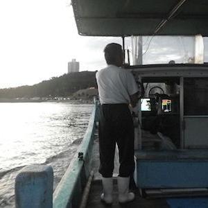 ポツポツ釣れば大漁 (ウタセマダイ釣行記)