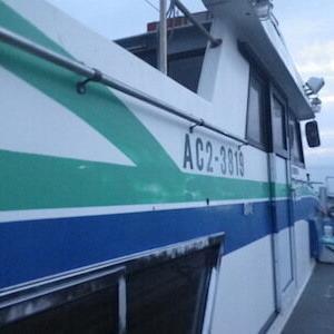乗合船で(タチウオ釣行記)