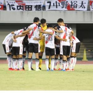 第54回東海社会人サッカーリーグ1部第13節 vsFC.ISE-SHIMA