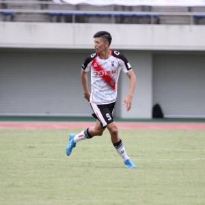 第54回東海社会人サッカーリーグ1部第14節 vs矢崎バレンテFC