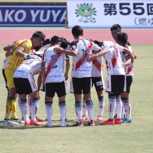 第55回全国社会人サッカー選手権大会1回戦 vs関大FC2008
