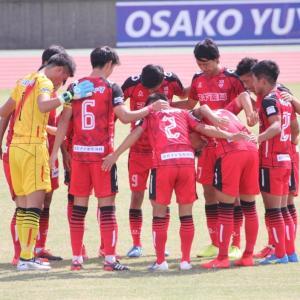 第55回全国社会人サッカー選手権大会1回戦 vs栃木シティFC