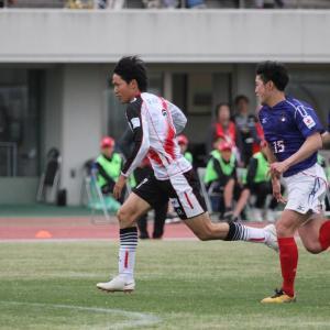 第54回東海社会人サッカーリーグ1部第1節 vs中京大学FC