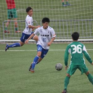 【FC刈谷】練習試合 vs大阪体育大学