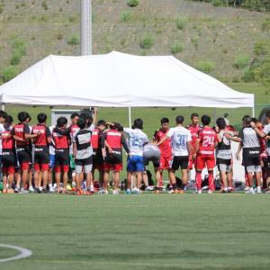 第54回東海社会人サッカーリーグ1部第6節 vsFC.ISE-SHIMA
