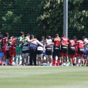 第54回東海社会人サッカーリーグ1部第7節 vs矢崎バレンテFC