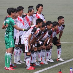 第54回東海社会人サッカーリーグ1部第8節 vs中京大学FC
