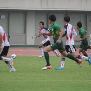 第54回東海社会人サッカーリーグ1部第8節 vsFC岐阜SECOND