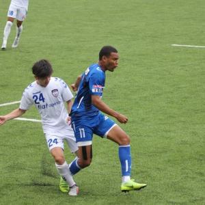 第54回東海社会人サッカーリーグ1部第4節 vs藤枝市役所