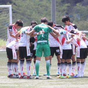 第54回東海社会人サッカーリーグ1部第10節 vsトヨタ蹴球団