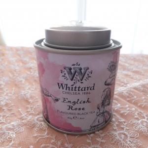 英国の紅茶専門店・Whittardのイングリッシュ・ローズ