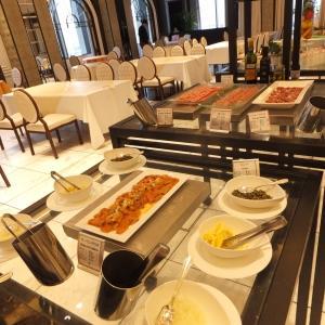 ホテルモントレ ラ・スール大阪の朝食は・・・・・