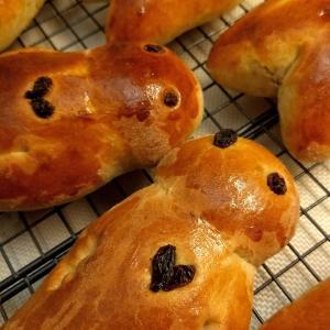 聖マルティヌスの日にパンを焼きました by sen