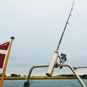 次の日は早朝フィヨルド釣りでリベンジを by sen