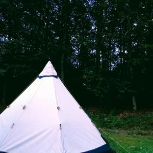 スウェーデンで久しぶりのキャンプ by sen