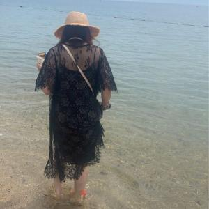 琵琶湖松の浦でサップ