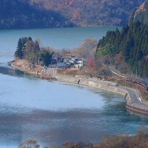 阿賀野川に沿って~磐越西線
