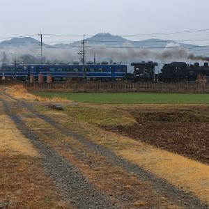 小雨の朝~東武鬼怒川線