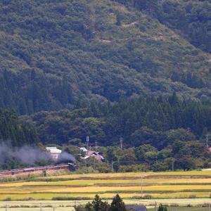 秋の西会津町~磐越西線