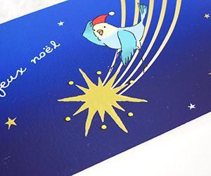 鳥サンタ☆クリスマスグッズ