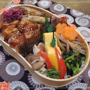 20129.12.04 焼き鳥どーん弁当