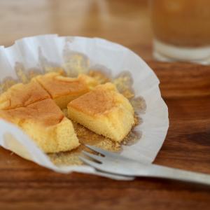 【無印】ダイエットの味方。糖質オフの「半熟カステラ」を食べてみた