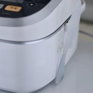 ニトリの「シェーバーホルダー」を炊飯器に!?これが最高にジャストサイズなんですよ