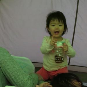 週末は琵琶湖にキャンプへ その②