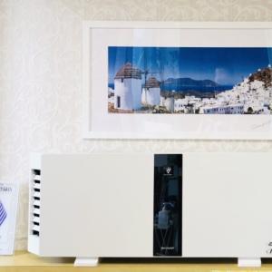プラズマクラスター空気清浄機の追加設置