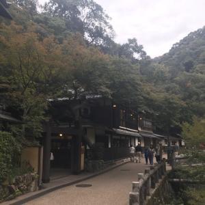 神頼みの一人旅 それから 〜箕面の滝、cafe サルンポヮク〜
