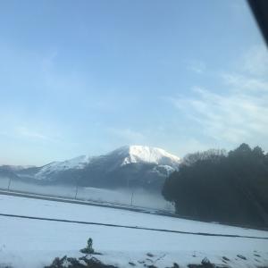 雪山に登りたい 〜伊吹山〜